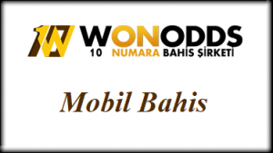 Wonodds Mobil Bahis