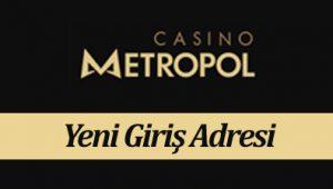 Casinometropol Yeni Giriş Adresinde! Casinometropol169