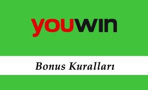 Youwin Bonus Kuralları