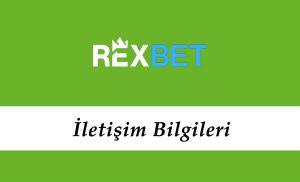 Rexbet İletişim Bilgileri