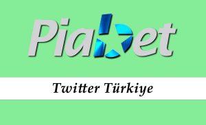Piabet Türkiye Twitte